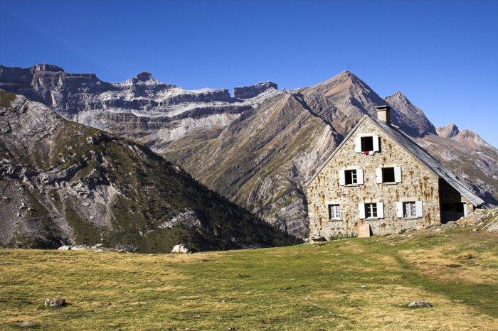 Les refuges du Parc National des Pyrénées