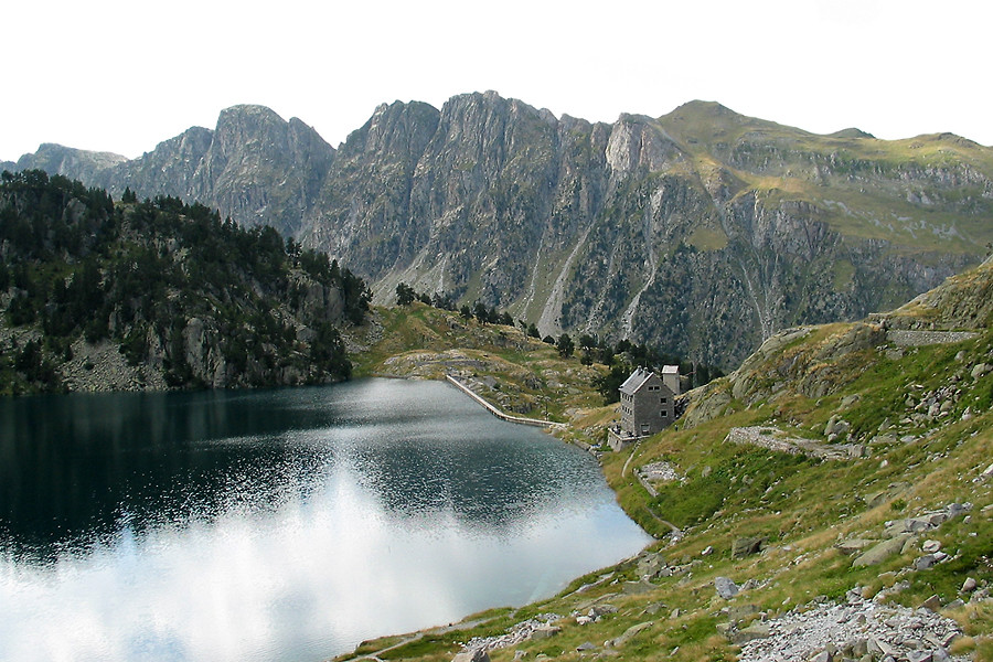 Les lacs des Encantats – Jour 1