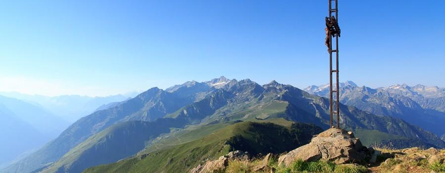 Randonnée au pic de Viscos 2141 mètres