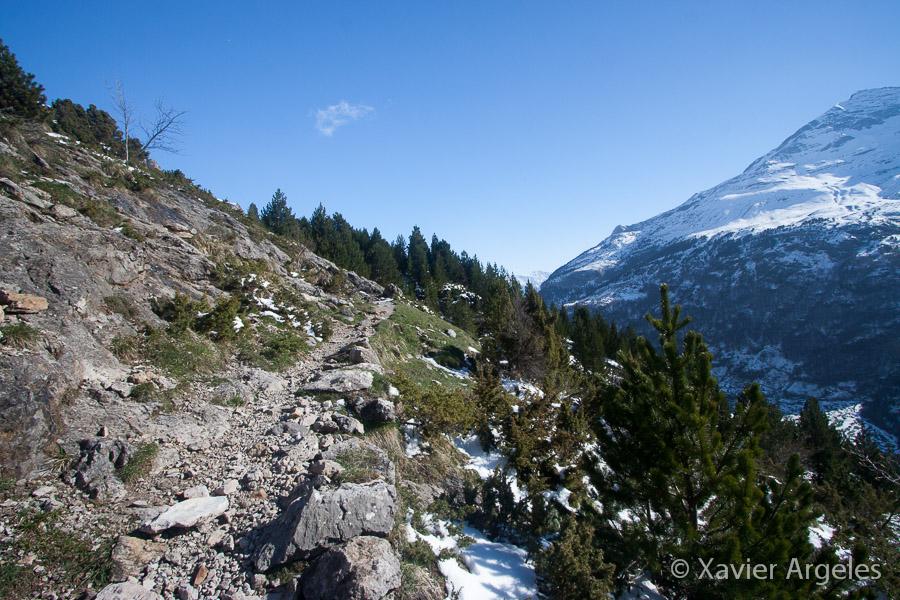 Randonnée au plateau de Bellevue