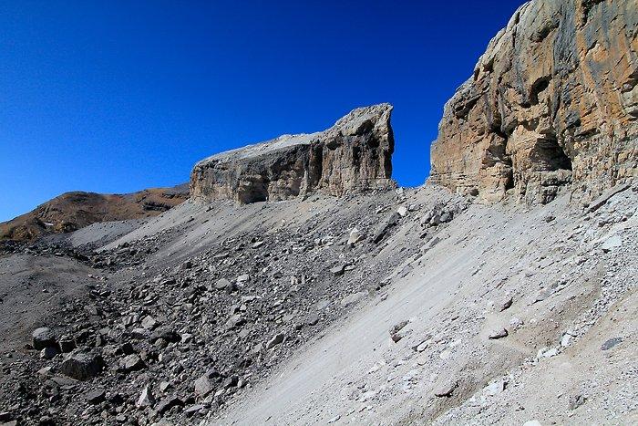 Brèche de Roland versant espagnol