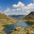Randonnée au lac de la Glère et à son refuge