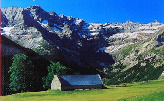 Pyrénées 2 : Pyrénées Centrales françaises : Arrens – Seix