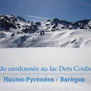 Ski de randonnée au lac Dets Coubous