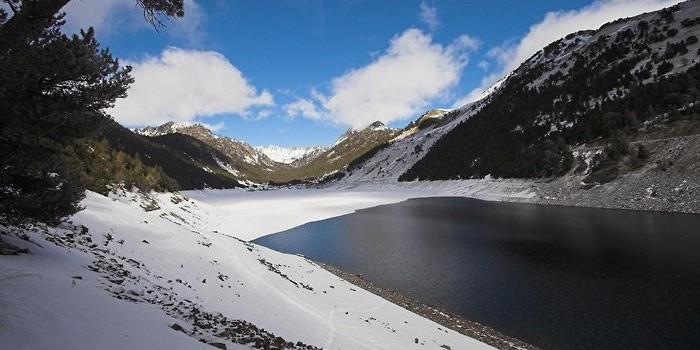 Randonnée au lac de l'Oule