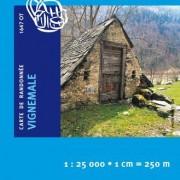 Carte Ign 1647OT : Vignemale – Ossau – Arrens – Cauterets
