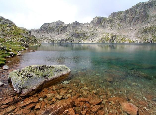 Randonnée au lac du Pourtet