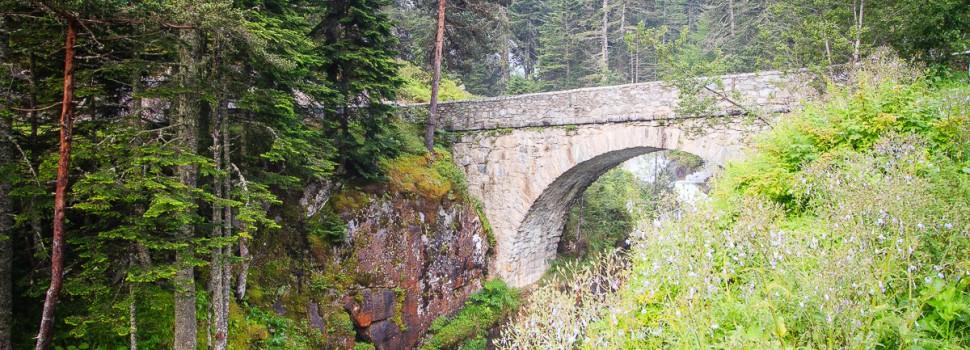 Balades et randonnées depuis le Pont d'Espagne