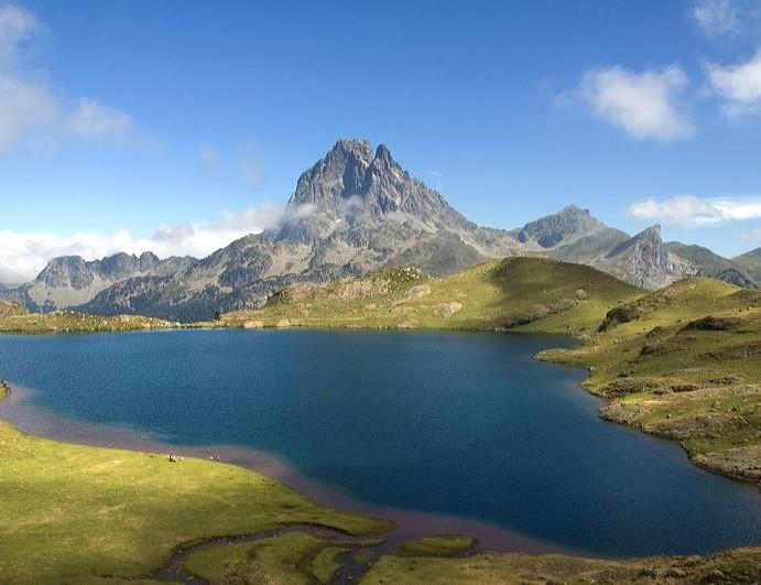 Lacs d'Ayous en randonnée